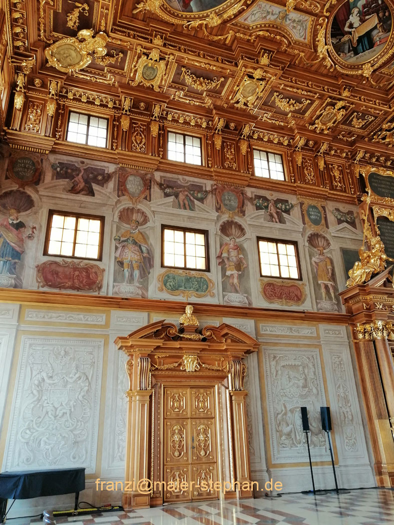 Goldener Saal in Augsburg